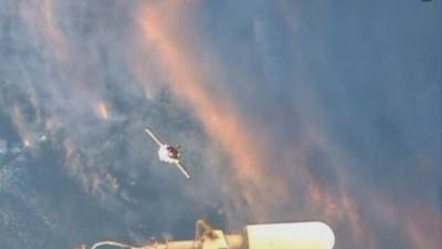 News video: Trio in Soyuz rocket dock at International Space Station