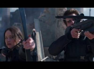 News video: 'Hunger Games' Ignites with Year's Biggest U.S. Opening