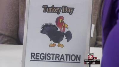 News video: Evangel Temple Provides Hundreds of Families with Turkeys