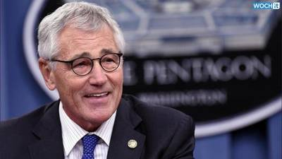 News video: Defense Secretary Chuck Hagel to Step Down