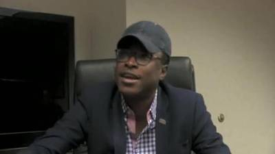News video: Jeta Amata on Pollution in the Niger Delta